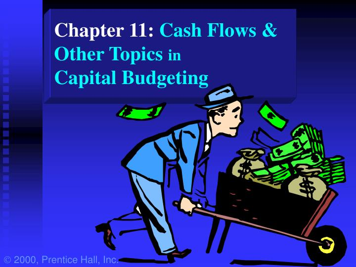 chapter 11 cash flows other topics in capital budgeting n.
