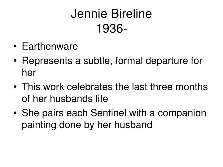 Jennie Bireline