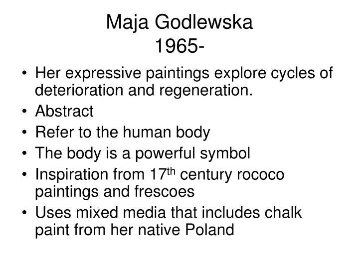 Maja Godlewska