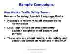 sample campaigns26