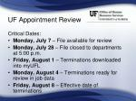 uf appointment review7
