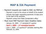 map iia payment