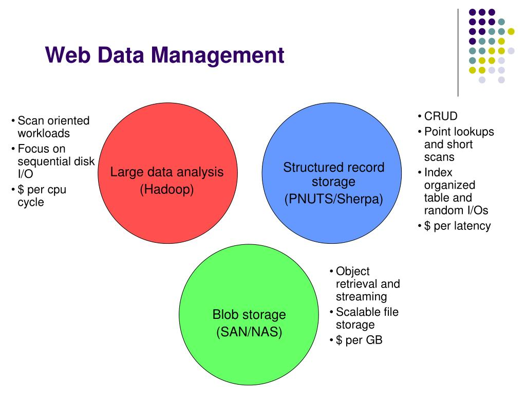 Web Data Management