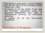 alienation of property4