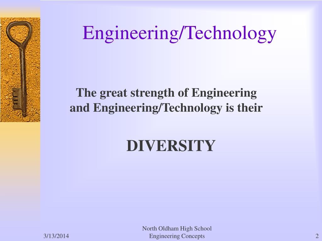 Engineering/Technology