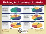 building an investment portfolio