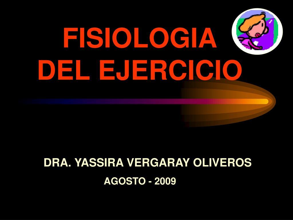 fisiologia del ejercicio l.