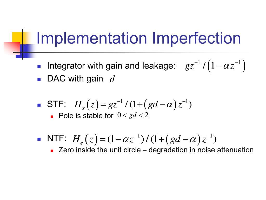 Implementation Imperfection