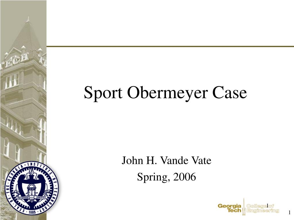 sport obermeyer case