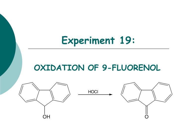 experiment 19 n.