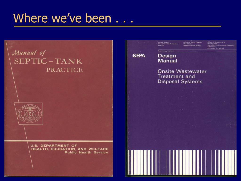 Ppt On Site Wastewater Treatment Systems Powerpoint Presentation Free Download Id 468947