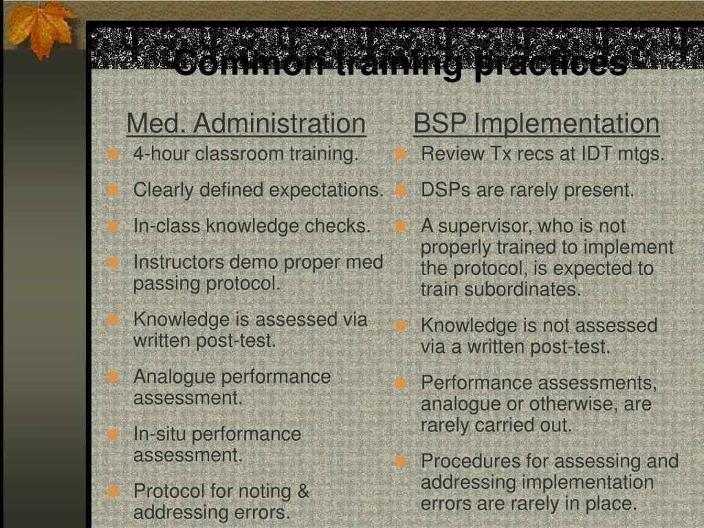 Med. Administration