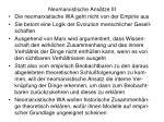 neomarxistische ans tze iii