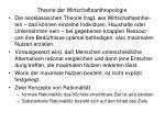 theorie der wirtschaftsanthropologie37