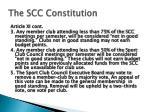 the scc constitution22