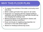 why this floor plan