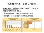 chapter 3 bar charts
