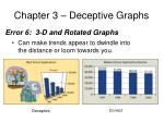 chapter 3 deceptive graphs45