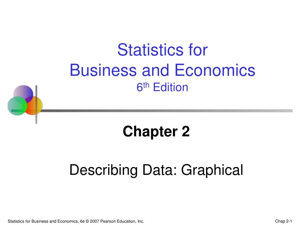 chapter 2 describing data graphical l.
