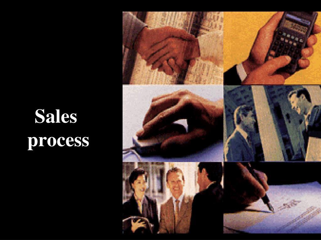 sales process l.