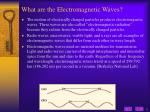what are the electromagnetic waves