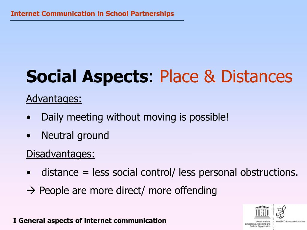 PPT - North-South School Partnerships in the framework of
