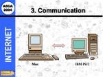 3 communication