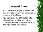 leased lines15