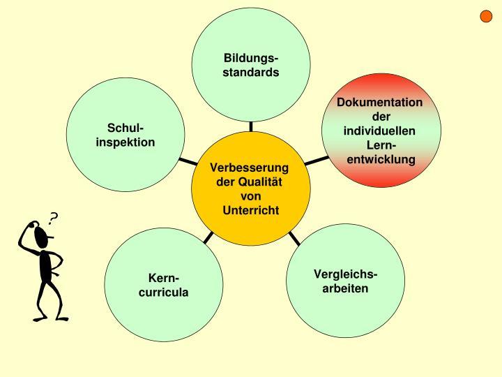 Individuelle lernentwicklung und ihre dokumentation
