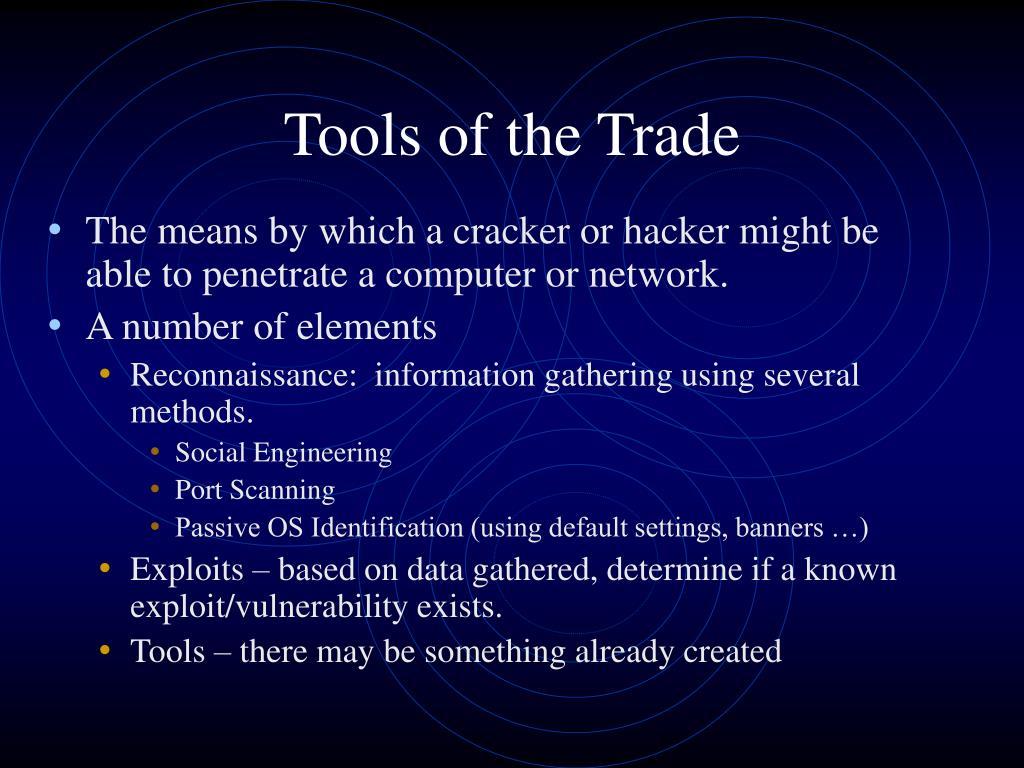 PPT - Hacker Motivation PowerPoint Presentation - ID:47156