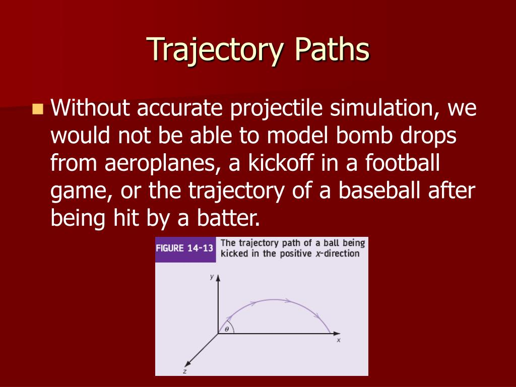 Trajectory Paths