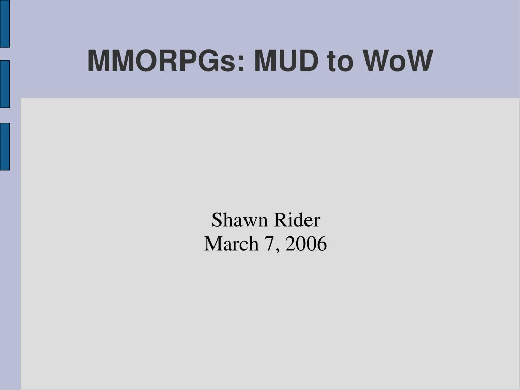 shawn rider march 7 2006 l.