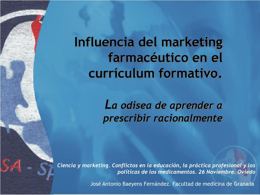 Influencia del marketing