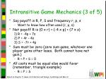 intransitive game mechanics 3 of 5