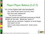 player player balance 1 of 2