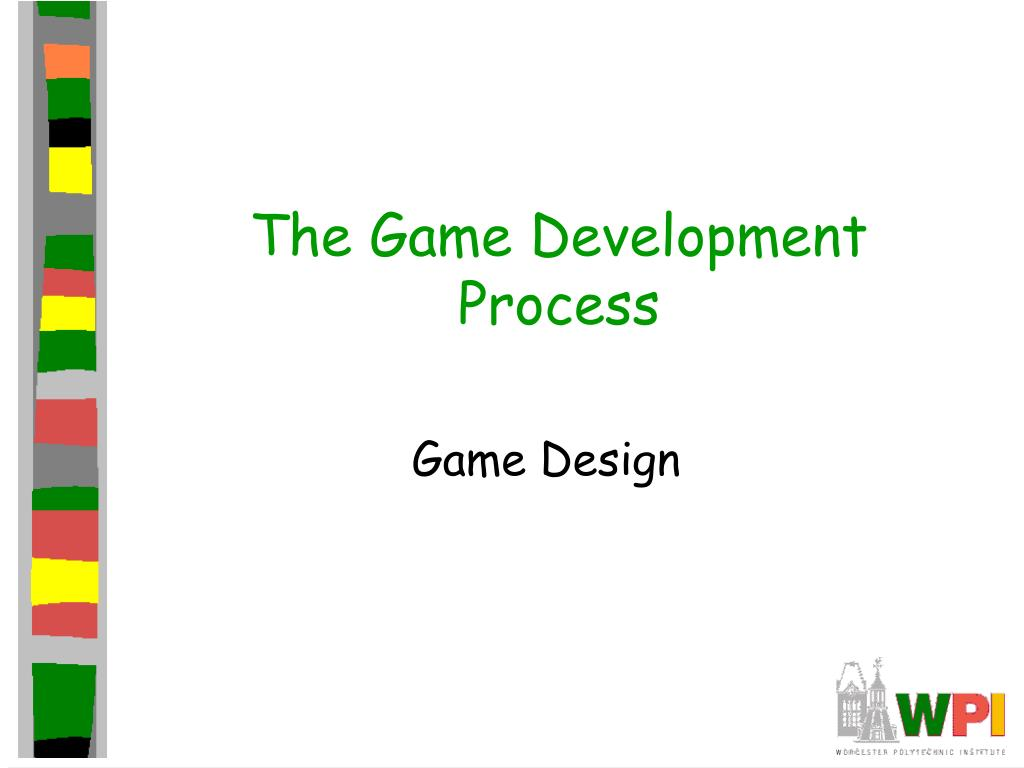 the game development process l.