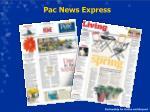 pac news express