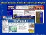 shared content florida beach erosion project1