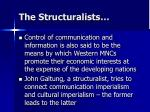 the structuralists1