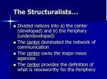 the structuralists2
