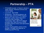partnership pta