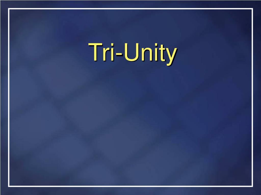 tri unity l.