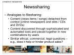 newssharing