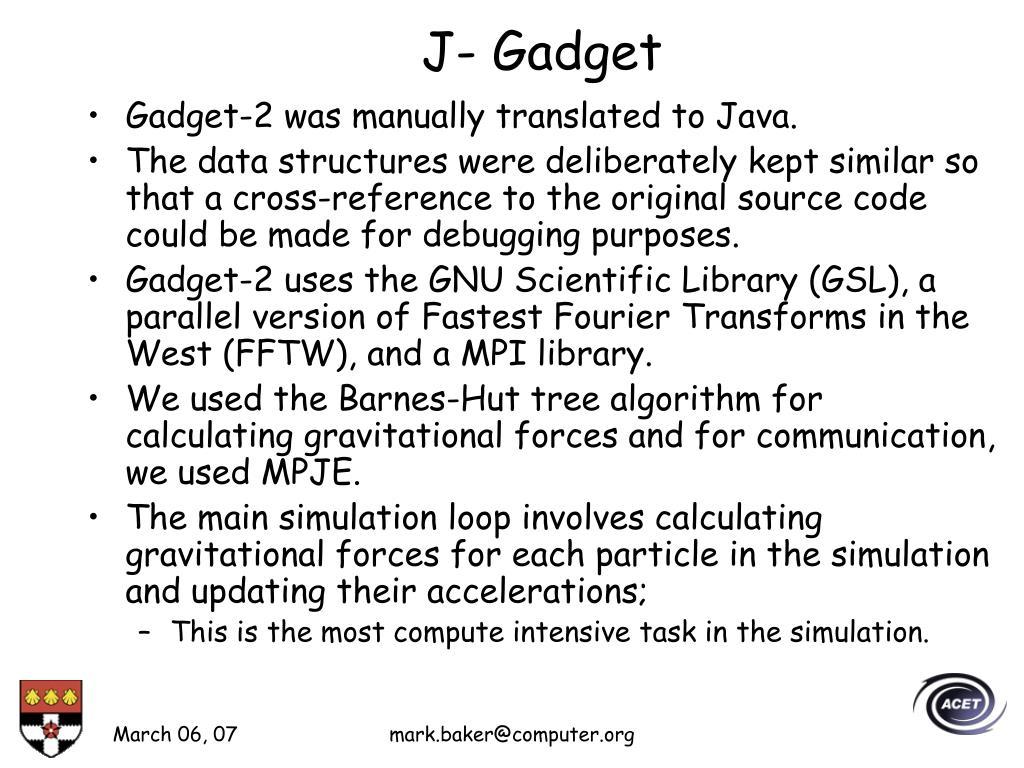 J- Gadget