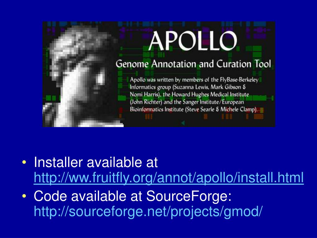Installer available at