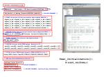 user initialization in user routines c