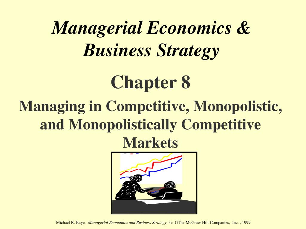 managerial economics business strategy l.
