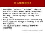 it capabilities9