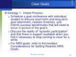 clear goals50