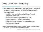 good life club coaching